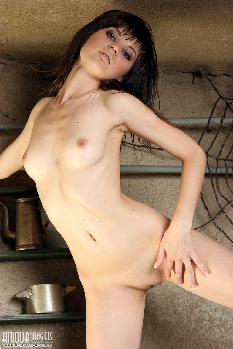 beautiful nude girl in jail