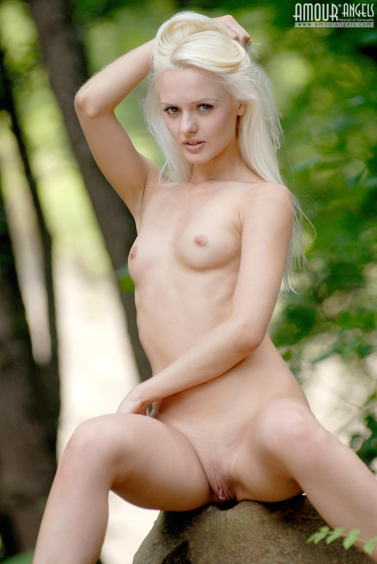 Beautiful Young Angels Nude