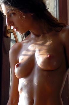 Amber fray naked